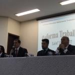 Palestra Reforma Trabalhista - OAB/SJC